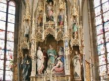 Hochaltar Pfarrkirche Gramastetten